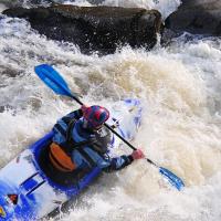 Fowey river golitha falls carpark to treverbyn mill the uk.