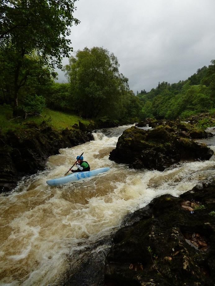 River Lyon | Central Highlands | Scotland | Rivers - The UK